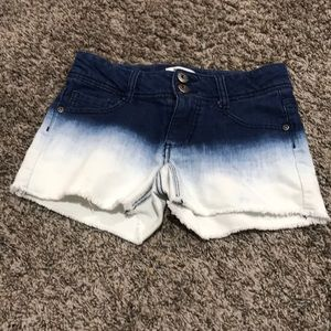 Mudd girls shorts